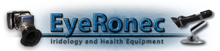 EyeRonec - Iridology Health and Equipment